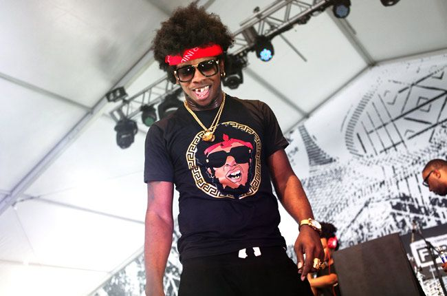 Trinidad James Dropped From Def Jam | Billboard