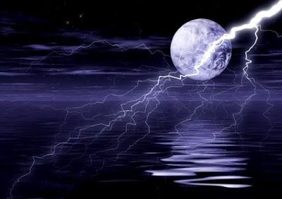 May the Full Thunder Moon bring awakening and inspiration!