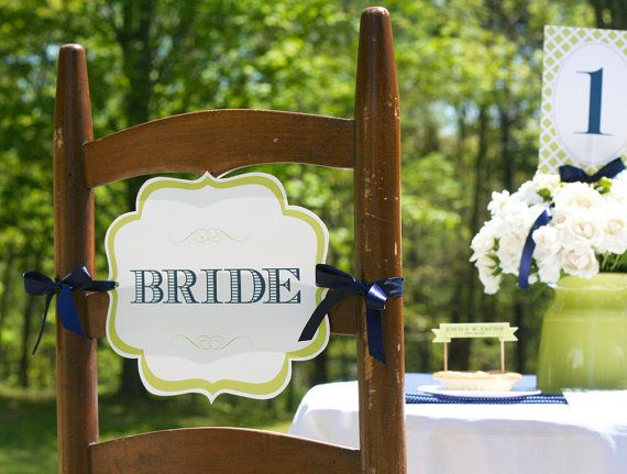 128 Best Bride Groom Chair Signs Images On Pinterest