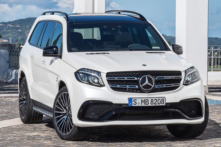Mercedes-Benz GLS-Class | 10 Top Rated Luxury SUVs | Autobytel.com #luxurylifestyle #luxury #luxurycars #SUV #luxurysuv #mercedes