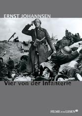 Jeden Tag ein fantastisches eBook, hier: Vier von der Infanterie. Ihre letzten Tage an der Westfront 1918, Autor: Ernst Johannsen!