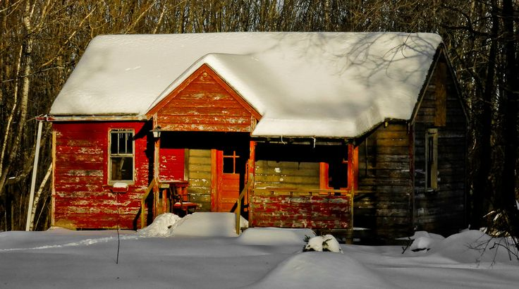 https://flic.kr/p/qY7oJh | Red House | Our Daily Topic - Abandoned - 2/17/15  Reminded me of the Jimi Hendrix tune.  There's a Red House over yonder That's where my baby stays There's a Red House over yonder, baby That's where my baby stays  Well, I ain't been home to see my baby, in ninety nine and one half days. 'Bout time I see her, Wait a minute something's wrong here The key won't unlock the door.  Wait a minute something's wrong baby, Lord, have mercy, this key won't unlock this door…