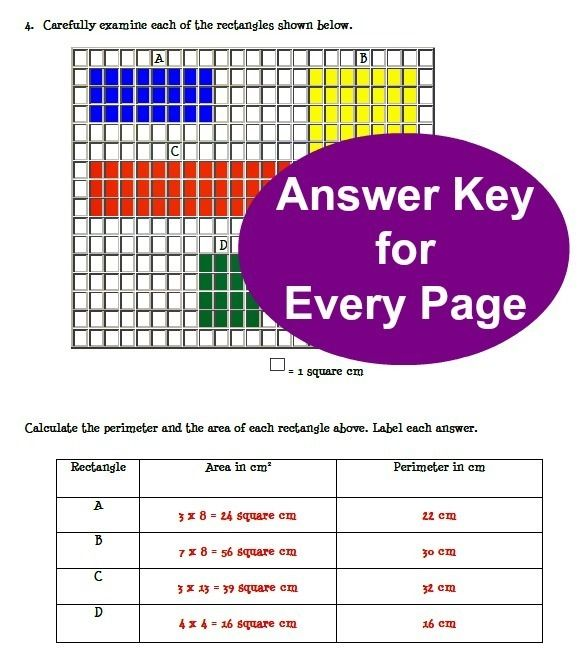 17 best ideas about area and perimeter worksheets on pinterest perimeter worksheets area and. Black Bedroom Furniture Sets. Home Design Ideas