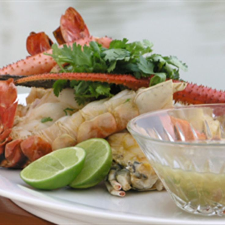 Try this Grilled River Prawns recipe by Chef Tobie Puttock. This recipe is from the show Tobie