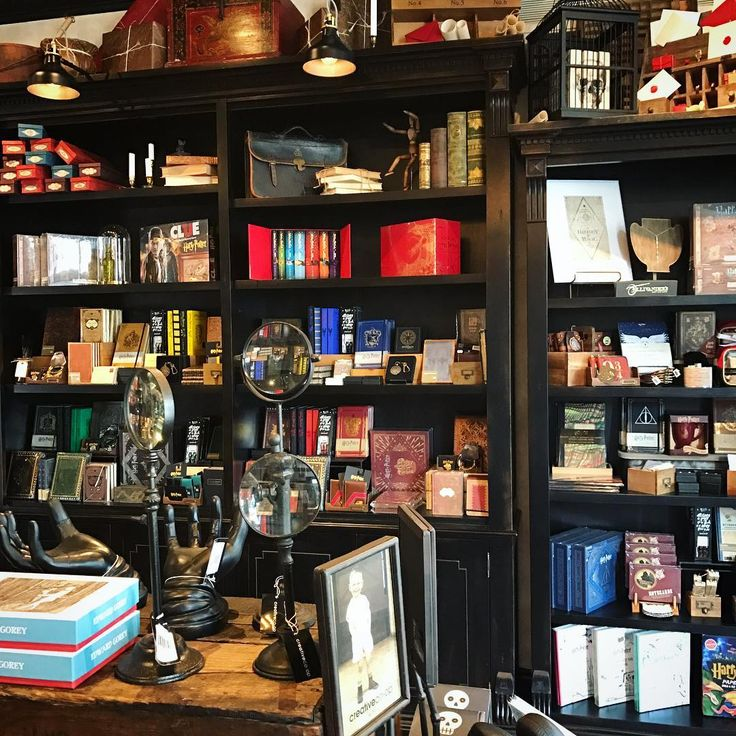 Curiosa | Harry Potter themed store |  BlogTO