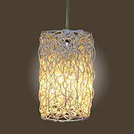 Hedendaags / Traditioneel /Klassiek / Rustiek/landelijk / Lantaarn / Landelijk / Vintage / Retro LED Hout/bamboePlafond Lichten &