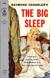 Raymond Chandler introduceerde zijn beroemdste personage Philip Marlowe na een leven van twaalf ambachten en dertien ongelukken in 'The Big Sleep' (1939), een broeierige roman over misdaad en familiegeheimen in het Los Angeles van de jaren dertig van de twintigste eeuw.