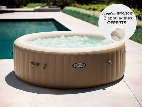 les 25 meilleures id es de la cat gorie spa gonflable sur pinterest jacuzzi gonflable spa. Black Bedroom Furniture Sets. Home Design Ideas