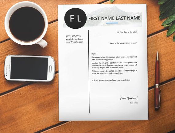 12 best Resume Templates images on Pinterest Cover letters, Cv - google docs resume cover letter template
