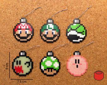 Star Wars Christmas Ornaments und Magnete hergestellt von DJbits