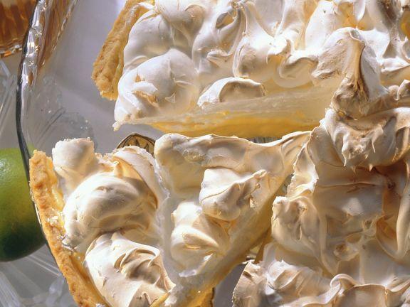 Lemon Meringue Pie ist ein Rezept mit frischen Zutaten aus der Kategorie Südfrucht. Probieren Sie dieses und weitere Rezepte von EAT SMARTER!