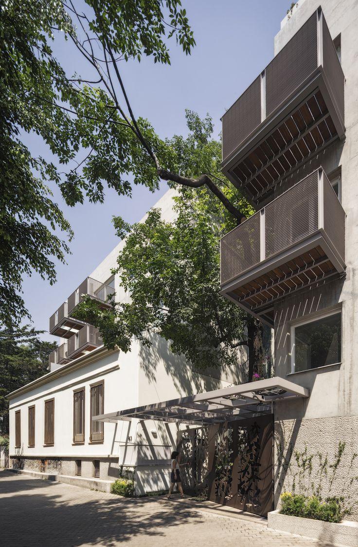Galer 237 a de casa patio ar arquitetos 22 - Gallery Of Housing Building In Mexico City Vicente Alonso Ibarra 1