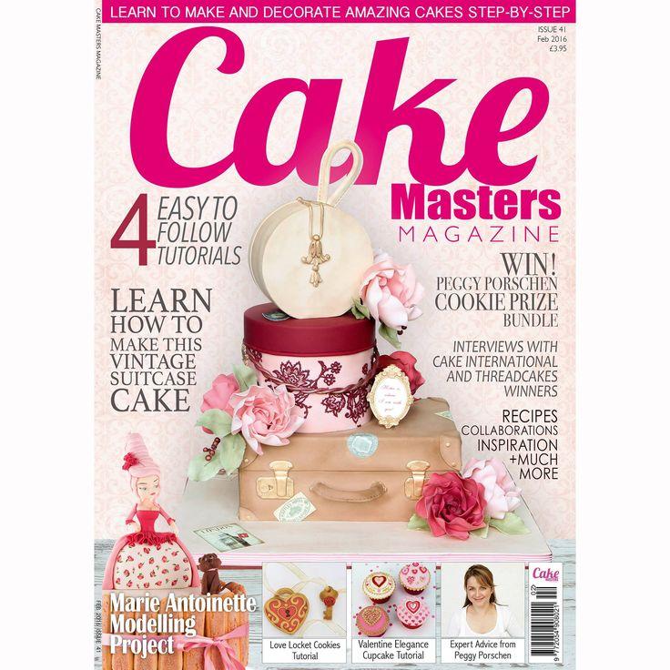 73 best Magazines : Cake Decorating images on Pinterest ...