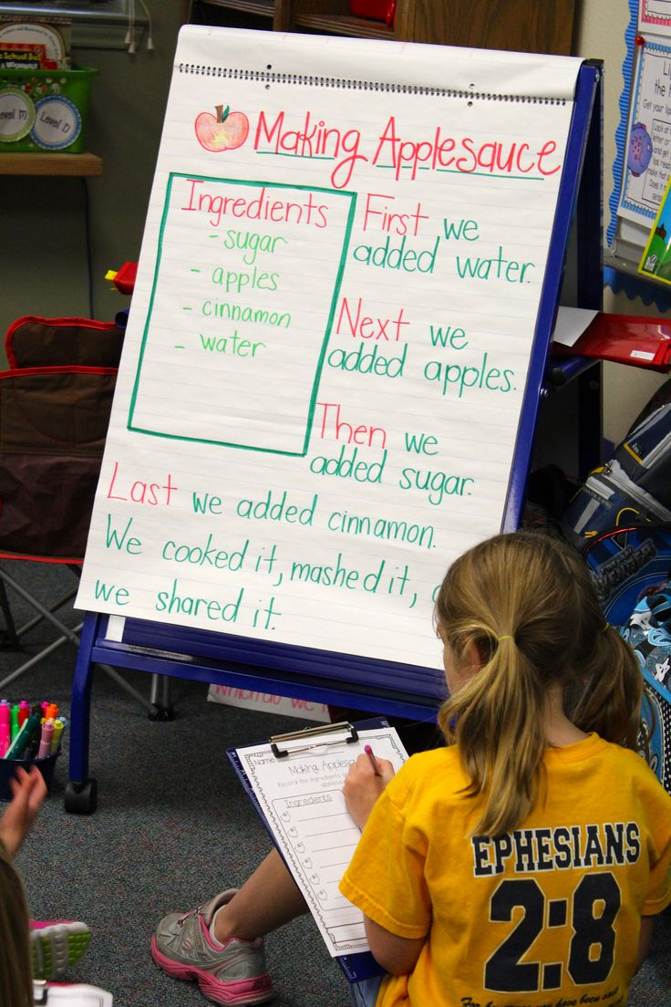 On Friday my class made homemade applesauce in class. It is truly one of my favorite activities that I do every year. I love it because we get to practice a variety of skills in such a fun and enga...