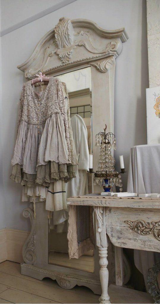 182 best shabby chic images on Pinterest | Home ideas, Living room ...