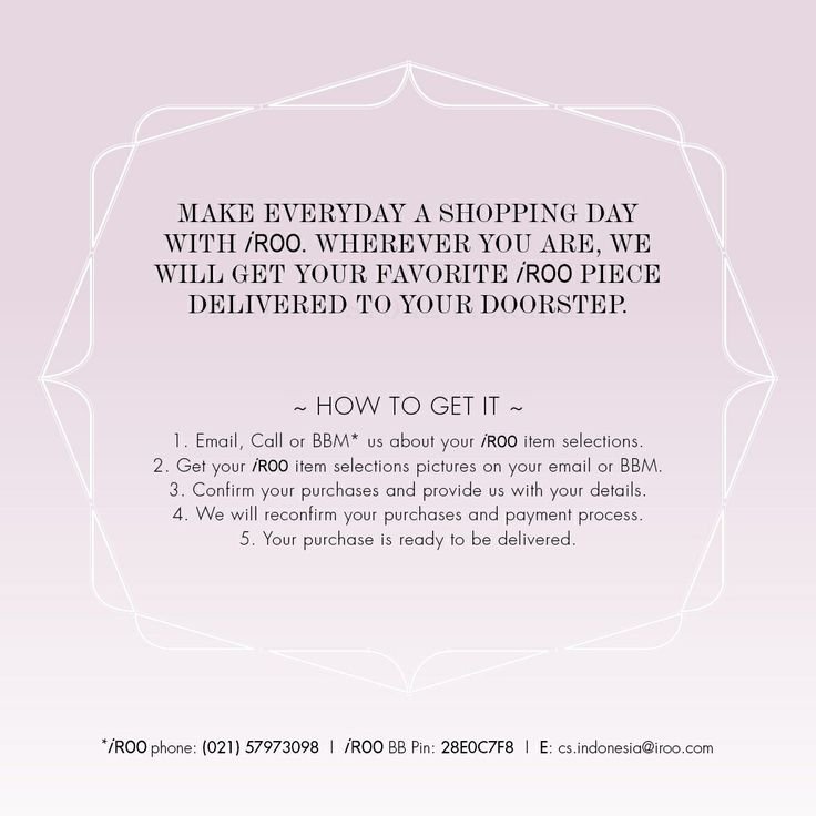 Now you can shop just by following these steps & let us deliver your purchase to your house! #irooindonesia #fashion #style #stylish #love #TagsForLikes #me #cute #photooftheday #nails #hair #beauty #beautiful #instagood #instafashion #pretty #girl #girls #eyes #model #dress #skirt #shoes #heels #styles #outfit #purse #jewelry #shopping