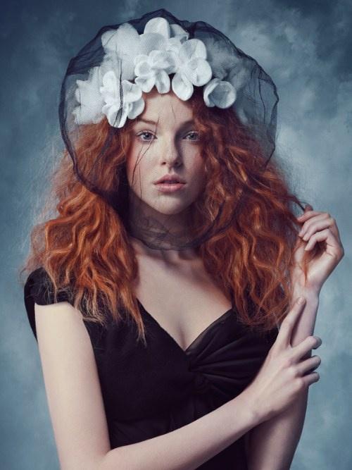 sexy redhead young teen masturmate