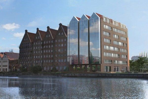 Inwestorzy doceniają zaniedbaną część gdańskiego Śródmieścia; stare przedmieście, dolne miasto, wyspa spichrzów, inwestycje, polnord; Wiadomości - Serwis DOM i NIERUCHOMOŚCI