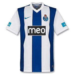 FC Porto Home Jersey.