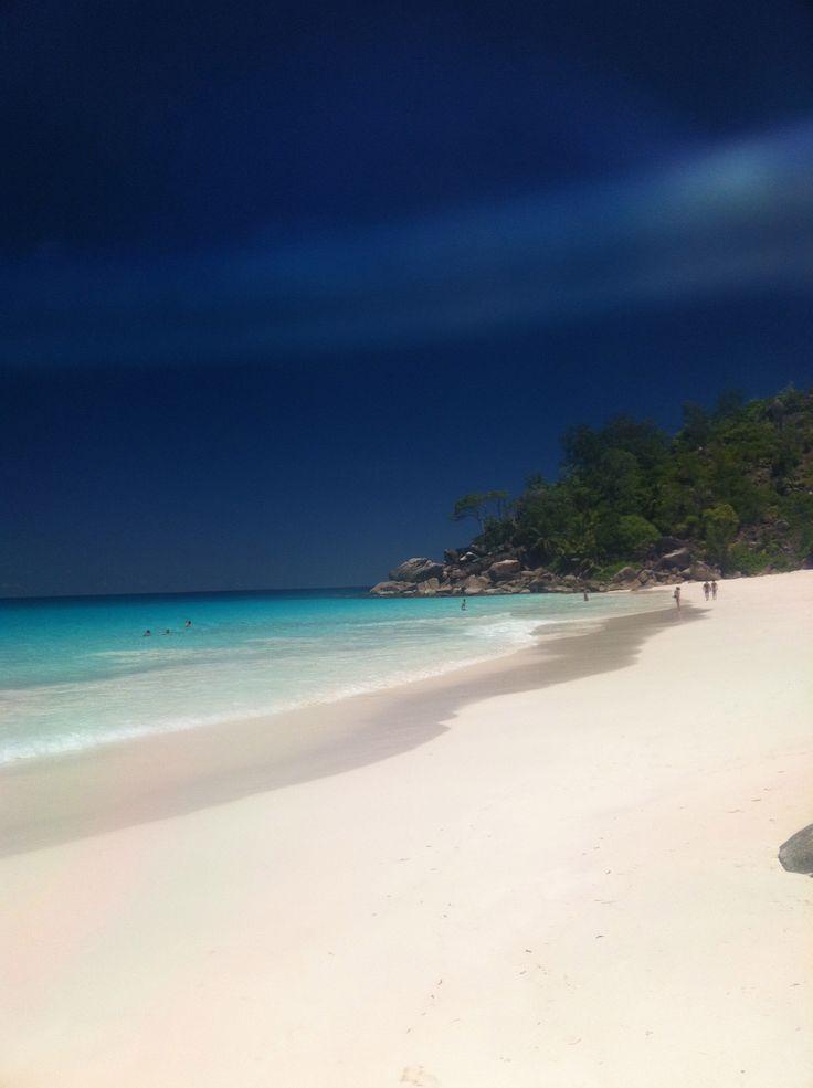 EVRELASTING BEACH - Anse Lazio, Grand Anse Praslin - Seychelles