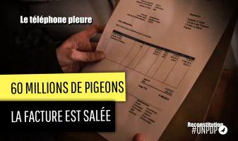 CONSO  60 millions de Pigeons : le téléphone pleure  avec On n'est plus des pigeons!