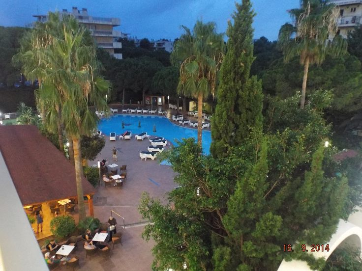 Golden Port Salou & Spa Hotel in Salou, Cataluña david's and mine first holiday September 2014