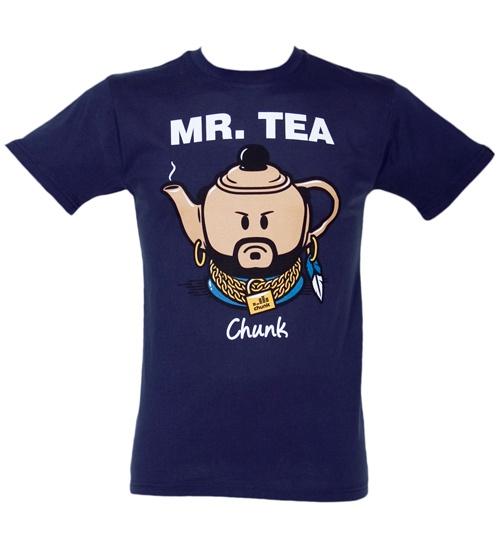 "Cool ""Mr Tea"" T-shirt on Hiphopteashop's tea blog"