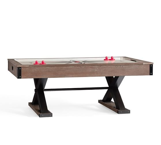 Air Hockey Table #potterybarn