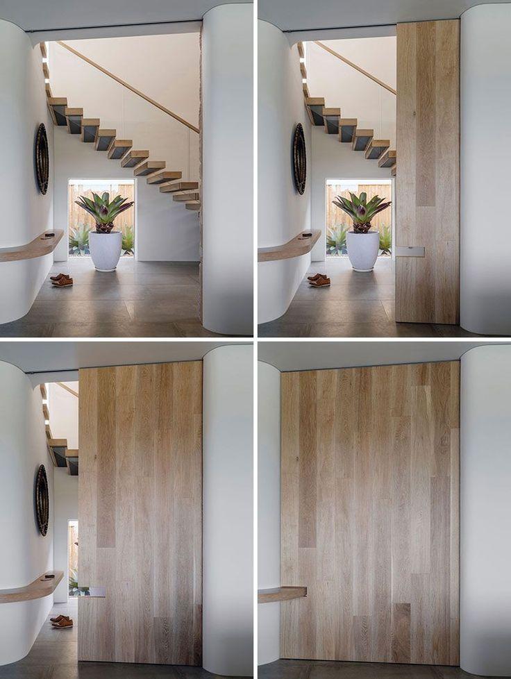 17 best ideas about main entrance door on pinterest for Sliding door for main door