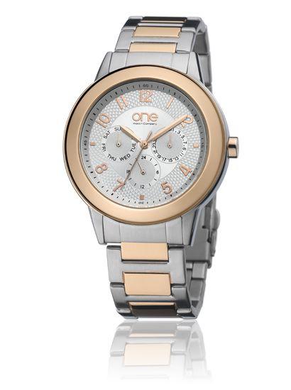 Relógio One Optimum - OLI6859SR62L