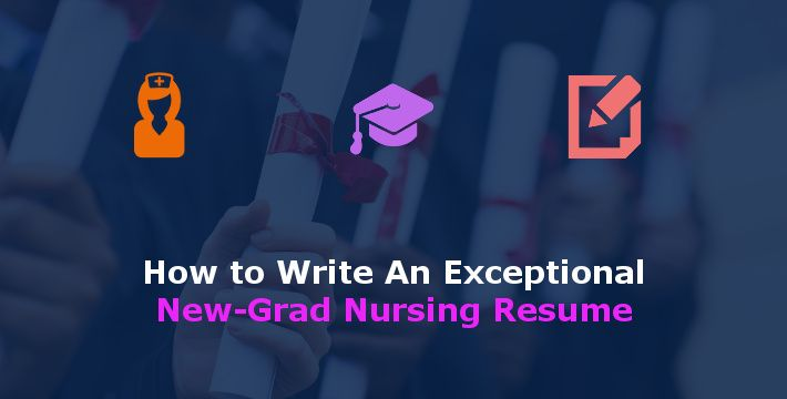 This guide was written by experienced nursing recruiters and is full of tips and recommendations for writing an exceptional new grad nursing resume.