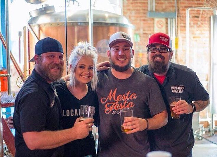 We are looking for friendly people to be part of our team at Bricktown Brewery 2nd Street in Edmond! . Hiring all positions. Apply from 9-5 Monday through Friday.  Apply online or in-person (trailer on the East side of the building). . Apply online at: bricktownbrewerycareer.com . Apply in person: 1150 E. 2nd Street Edmond 73034. . . . . #hiring #getajob #brewery #job #teamwork #joinus #work #oklahomajobs #apply #host #application #staff #team #opportunity #bar #restaurant #waitstaff #chef…