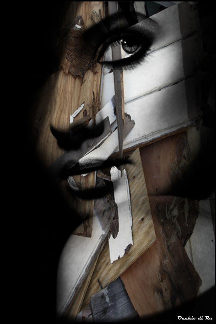 Odio - Face Art - Occhio di Ra