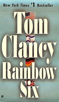 One of my favorite Tom Clancy books.