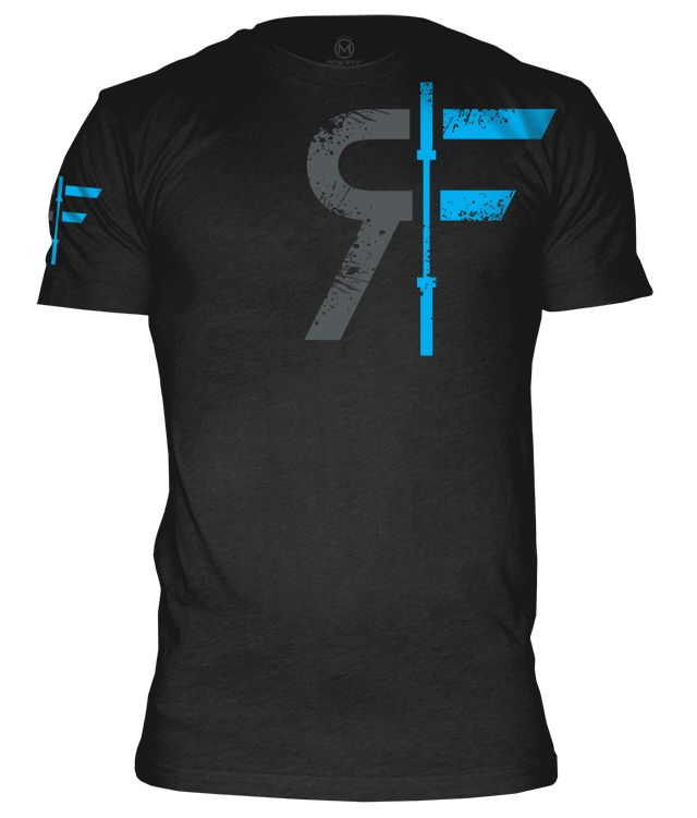 WOD Outlet | Apparel and Gear for Your WOD - RokFit - Men's Logo T - Black, $26.00 (http://www.wodoutlet.com/rokfit-mens-logo-t-black/)