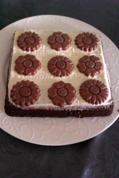 Brownie Met Walnoten En Dadels. recept | Smulweb.nl