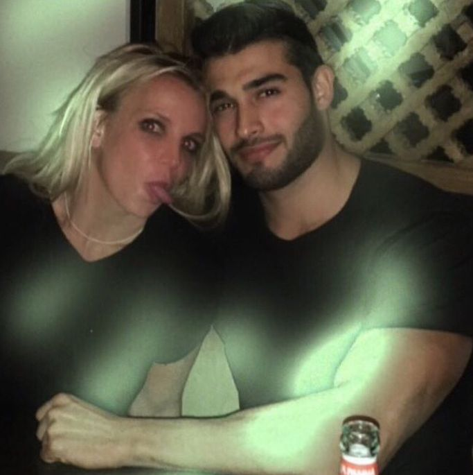 Britney Spears Dates Sam Asghari: Hooks Up With Persian Model Filming 'Slumber Party' Video?