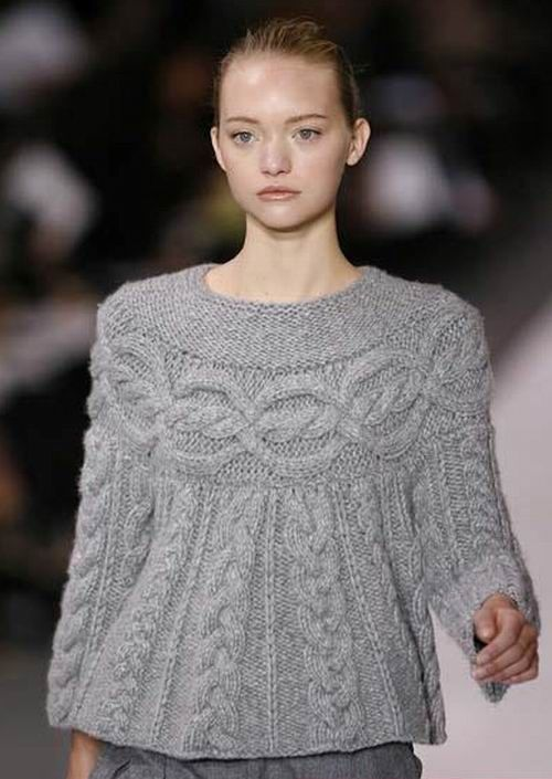 引用 好看的毛衣,大家来仿吧 - 伊莲的日志 - 网易博客