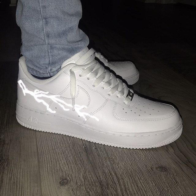 nike air force 1 fulmini
