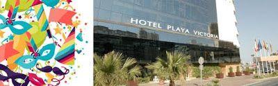 GASTRONOMÍA EN ZARAGOZA: HOTELES EN CÁDIZ. Carnaval de Cádiz.Hotel Playa Vi...