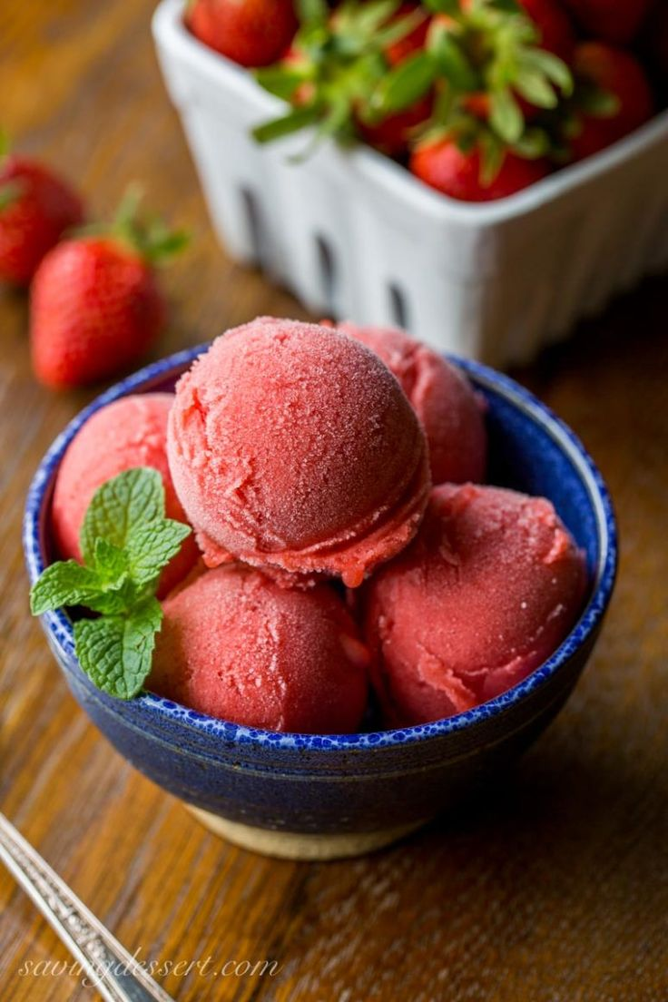 delicious diy low fat sorbet recipes | www.homeology.co.za