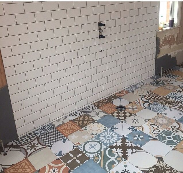 Metro Wall Tile And Stamford Floor