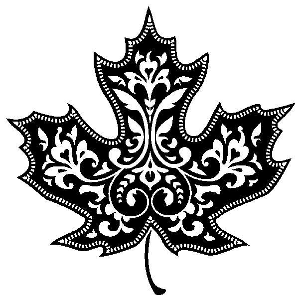 Inkadinkado® | Single Maple Leaf