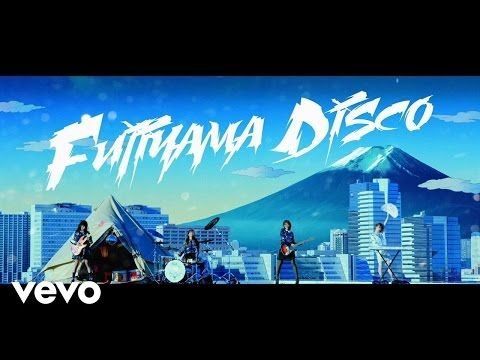 FUJIYAMA DISCO 4:40 SILENT SIREN Official VEVO / フジヤマディスコ サイレント・シレン - YouTube