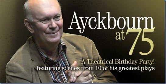New Jersey Footlights: Alan Ayckbourn's 75th Birthday Celebrated at CTG's...