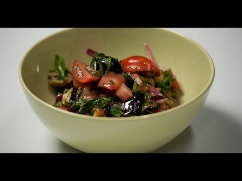 Солнечная капоната | 7 нот вегетарианской кухни