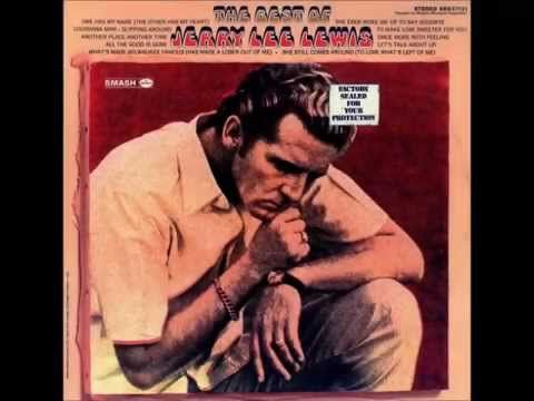 Jerry Lee Lewis -- Once More With Feeling