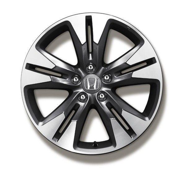 09 2013 Crosstour 18inch Alloy Wheel Design Honda Wheelsrimsproducts Bikewheelsdads Honda Wheels Car Wheels Diy Wheel Rims