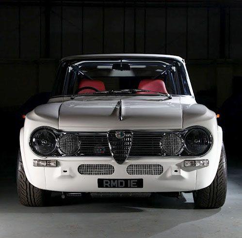 Alfa Giulia TI