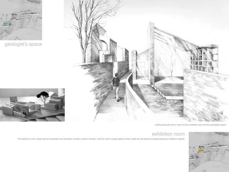 section showing light sketches - Google Search